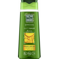 Шампунь Чистая линия Фитобаня для всех типов волос 250мл