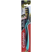 Зубная щетка Колгейт Зигзаг Древесный уголь средней жесткости