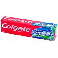 Паста зубная Колгейт тройное действие 100мл