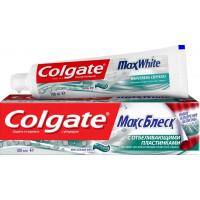 Паста зубная Колгейт макс блеск кристальная мята 100мл