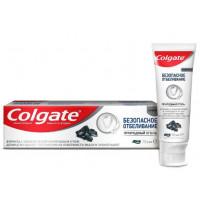 Паста зубная Колгейт Безопасное отбеливание Природный уголь 75мл