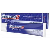 Паста зубная Бленд-а-мед бережная мята 3D 100мл