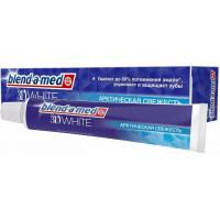 Паста зубная Бленд-а-мед 3Д вайт арктическая свежесть 100мл