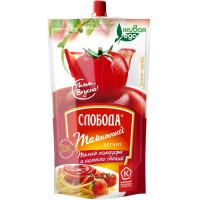 Кетчуп Слобода томатный 350г