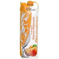 Напиток Нео мажитель персик-маракуйя 950г