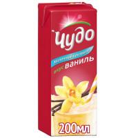 Коктейль Чудо ваниль 2% 0,2л