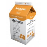Молоко Олонецкий мк топленое жир 4% т/р 500г