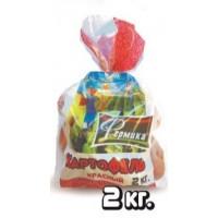 Картофель Фермика красный 2кг
