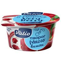 Творог Валио с вишней 3,5% 140г