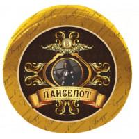 Сыр Беловежский Ланселот с ароматом топленого молока 45% 1кг