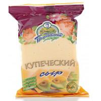 Сыр Белебеевский Купеческий 52% 190г флоупак
