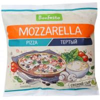 Сыр Бонфесто Моцарелла пицца тертый 40% 150г