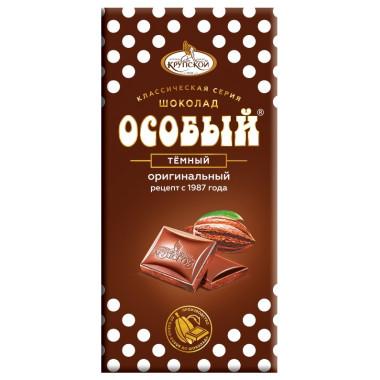 Шоколад Крупская КФ особый 90г
