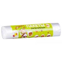 Пакеты Золушка для бутербродов 80шт (7580)