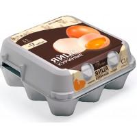 Яйцо Праксис куриное С1 9шт