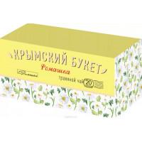 Чай Крымский букет ромашка 20пак