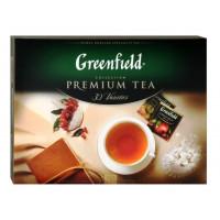 Набор Гринфилд чая ассорти 211,2г пакетики