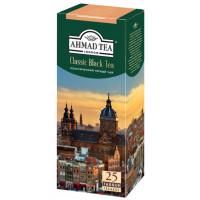 Чай Ахмад Классический черный 25пак. 50г
