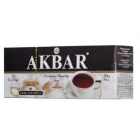 Чай Акбар классическая серия 25пак 50г