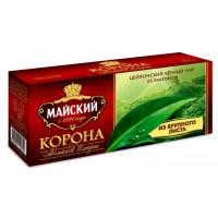 Чай Майский корона российской империи 25пак. 50г