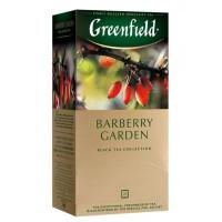 Чай Гринфилд барбери гарден 25пак. 37,5г