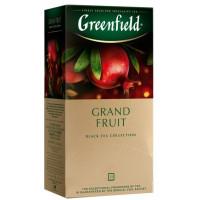 Чай Гринфилд Гранд Фрут 25пак. 37,5г