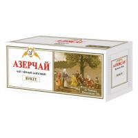 Чай Азерчай Букет черный 25пак*1,6г