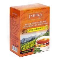 Чай Импра Высокогорный черный крупный лист 90г