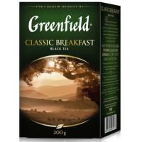 Чай Гринфилд классик брекфаст черный 200г