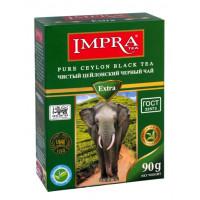 Чай Импра зеленая пачка 90г