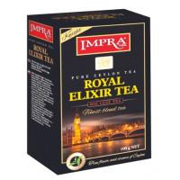 Чай Импра Королевский эликсир рыцарский крупный лист 100г