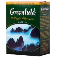 Чай Гринфилд меджик юньнань китайский черный 100г