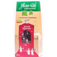 Чай Мама Карелия Иван-чай карельский с листьями смородины 40г