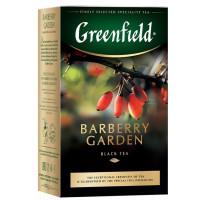 Чай Гринфилд барбери гарден 100г