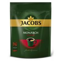 Кофе Якобс Монарх Интенс растворимый 150г пакет
