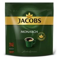 Кофе Якобс монарх растворимый 500г