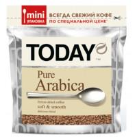 Кофе Тудей пюр арабика растворимый 37,5г пакет