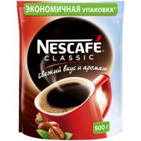 Кофе Нескафе Классик растворимый 500г м/у