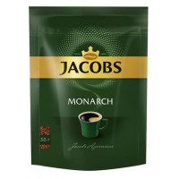 Кофе Якобс Монарх растворимый 38г пакет