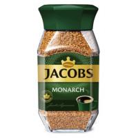 Кофе Якобс монарх растворимый 190г