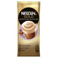Кофе Нескафе Голд Каппучино шоколад 22г