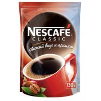 Кофе Нескафе Классик растворимый 130г м/у