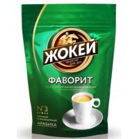 Кофе Жокей фаворит гранулированный м/у 150г