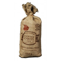 Кофе Картель Колумбия супремо №100 зерновой 1кг в мешке