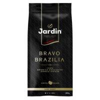 Кофе Жардин браво бразилия в зернах 250г