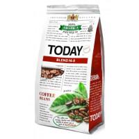 Кофе Тудей Блэнд 8 зерно 200г м/у