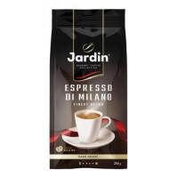 Кофе Жардин Эспрессо стайл де милано в зернах 250г