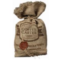 Кофе Картель Колумбия супремо №100 зерновой 500г в мешке