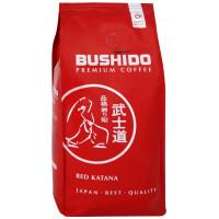 Кофе Бушидо Ред Катана зерно 1кг