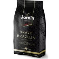 Кофе Жардин Браво Бразилия зерно 1000г